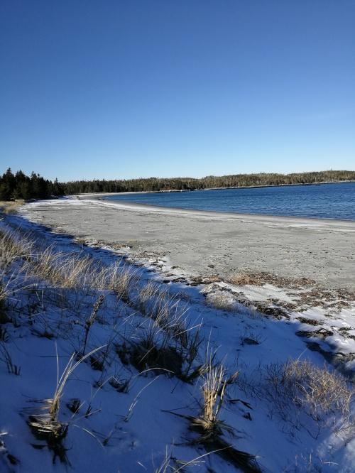 A Winter Hiking Report for Eastern Shore, Nova Scotia – February